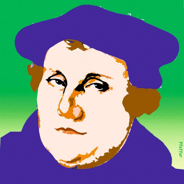 Luther Bild